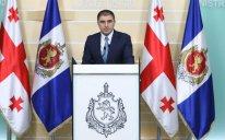 Gürcüstanda mitinqi zorla dağıdan 10 polis əməkdaşı işdən çıxarılıb