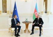 Prezident İlham Əliyevin və Donald Tuskun görüşü olub - YENİLƏNİB