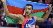 Azərbaycan atleti Napolidə qızıl medal qazanıb
