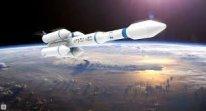 Çində ilk dəfə yeni daşıyıcı raket istifadə edilib