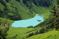 Qafqaz qoruğu ərazisində yeni göl aşkar edildi