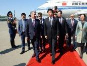 Çinin parlament sədri Azərbaycana rəsmi səfərə gəlib