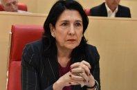 Gürcüstan prezidenti ilə bağlı istintaq başlayıb