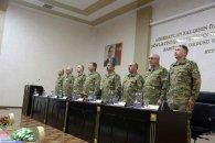 Müdafiə Nazirliyinin Kollegiya iclası keçirilib – FOTO