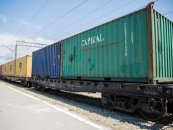 Bu il Azərbaycanın dəmir yolları ilə Rusiyaya 700 min ton yük daşınıb