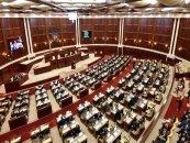 Milli Məclisin növbəti plenar iclasının gündəliyi açıqlanıb