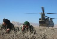 İran ordusu Urmiya ətrafında hərbi təlim keçirir