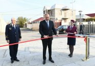 Prezident İlham Əliyev Pirşağı dəmir yolu stansiyasının açılışında iştirak edib – FOTOLAR - YENİLƏNİB
