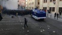 Tbilisidə aksiya iştirakçılarının 10-u həbs edilib