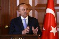 Çavuşoğlu AP sədrini ikiüzlülükdə ittiham edib