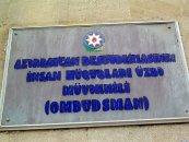 Ombudsman Aparatının sözçüsü vəzifəsindən azad edilib