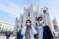 İtaliyada koronavirusa yoluxanların sayı kəskin artdı