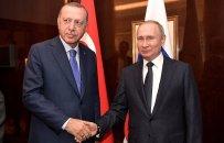 Rusiya və Türkiyə prezidentlərinin görüşü başladı