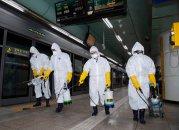 Cənubi Koreyada 9 478 nəfər koronavirusa yoluxdu