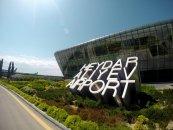 Heydər Əliyev Beynəlxalq Aeroportu açıqlama yayıb