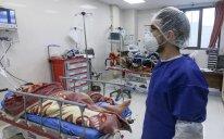 İranda pandemiya qurbanlarının sayı 3 294 nəfərə çatdı