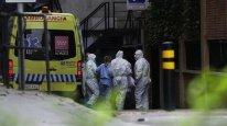İspaniyada pandemiya qurbanlarının sayı 12 minə çatır