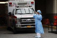 ABŞ-da gün ərzində koronavirusdan rekord sayda insan öldü