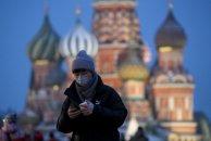 Rusiyada koronavirusa yoluxanların sayı 8 mini ötdü