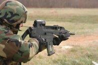 Azərbaycan Ordusunda snayperlərin hazırlığı yoxlanılır