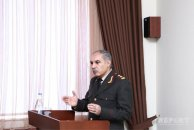 Xanlar Vəliyev yenidən Hərbi prokuror vəzifəsinə təyin edilib
