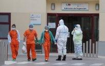 İspaniyada koronavirusdan ölənlərin sayı 15 mini ötdü