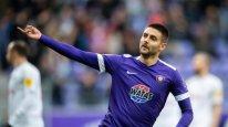 Azərbaycan millisinin futbolçusu koronavirus testindən keçdi