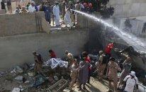 Pakistanda təyyarə qəzasında 97 nəfər ölüb  - RƏSMİ