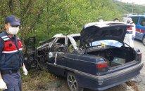 Türkiyədə azərbaycanlıların olduğu avtomobil qəzaya düşdü, 3 nəfər öldü