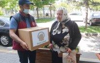 Nəsimi rayonunda Ramazan bayramı münasibətilə sosial aksiya keçirilib