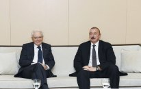 İtaliyanın dövlət başçısı Azərbaycan Prezidentini təbrik edib