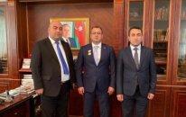 """Milli Məclis sədrinin müavini Adil Əliyev """"Azərbaycanın Qüruru"""" qızıl ordeni ilə təltif edilib"""