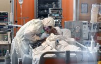 Almaniyada 8 489 nəfər koronavirusdan öldü