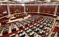 Milli Məclisin son plenar iclasında 11 qanun layihəsi müzakirə ediləcək