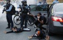 ABŞ-da etirazlar zamanı azı 11 nəfər öldürülüb, yüzlərlə yaralı var