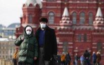 Rusiyada koronavirusa yoluxanların sayı 450 mini ötdü