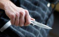 Oğuzda kütləvi dava olub, bıçaqlanan var