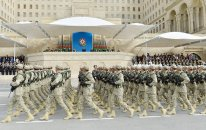 Azərbaycan Ordusunun yaradılmasından 102 il ötür