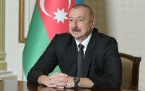 Prezident üç yerli telekanala müsahibə verdi