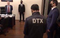 DTX-nın XİN-də keçirdiyi əməliyyatın görüntüləri  — VİDEO