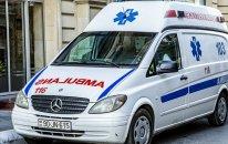 Azərbaycanda koronavirusla mübarizə aparan həkimlər qəzaya düşdü, 8-i yaralandı