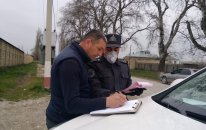 DYP karantini pozan sürücülərin sayını açıqladı