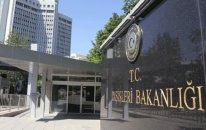 Türkiyə XİN:    Ermənistan rəhbərliyi ağıllarını başlarına yığmalıdır