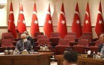 Azərbaycan Müdafiə nazirinin müavini Türkiyəyə gedib, Hulusi Akarla görüşüb