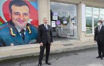 İlham Əliyev Polad Həşimovun adının küçəyə verilməsi barədə tapşırıq verdi