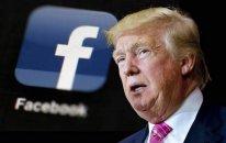 """""""Facebook"""" Trampın paylaşdığı videonu sildi"""