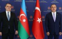 Azərbaycan və Türkiyə XİN başçılarının təkbətək görüşü keçirilir