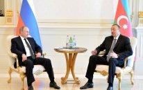 Prezident İlham Əliyev Vladimir Putinə telefonla zəng edib