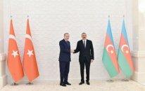 Azərbaycan Prezidenti Rəcəb Tayyib Ərdoğana məktub göndərdi