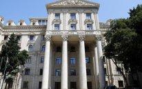 XİN: Azərbaycan Ukraynanın ərazi bütövlüyünü qəti şəkildə dəstəkləyir